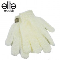 【olina】法國 elite 纖維去角質手套