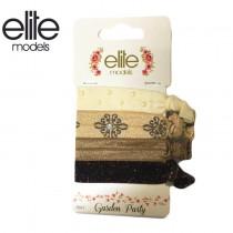 【olina】法國elite Garden系列 髮帶-2入組